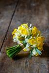 Bouquet de Jonquilles sur une table